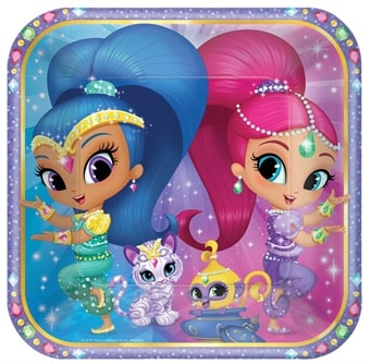 shimmer and shine leksaker