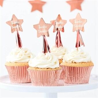 köpa dekorationer till cupcakes