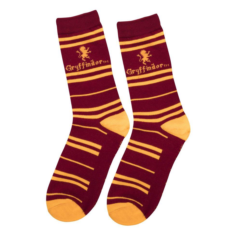 Harry Potter Socken 3er-Pack Gryffindor