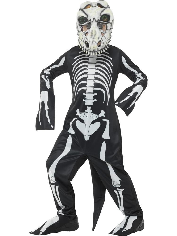 Allt som star kvar ar ett skelett