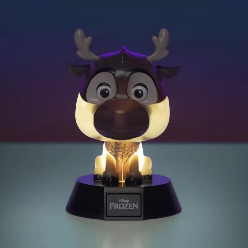 Frost Frozen 2, Sven Icon 3D Light