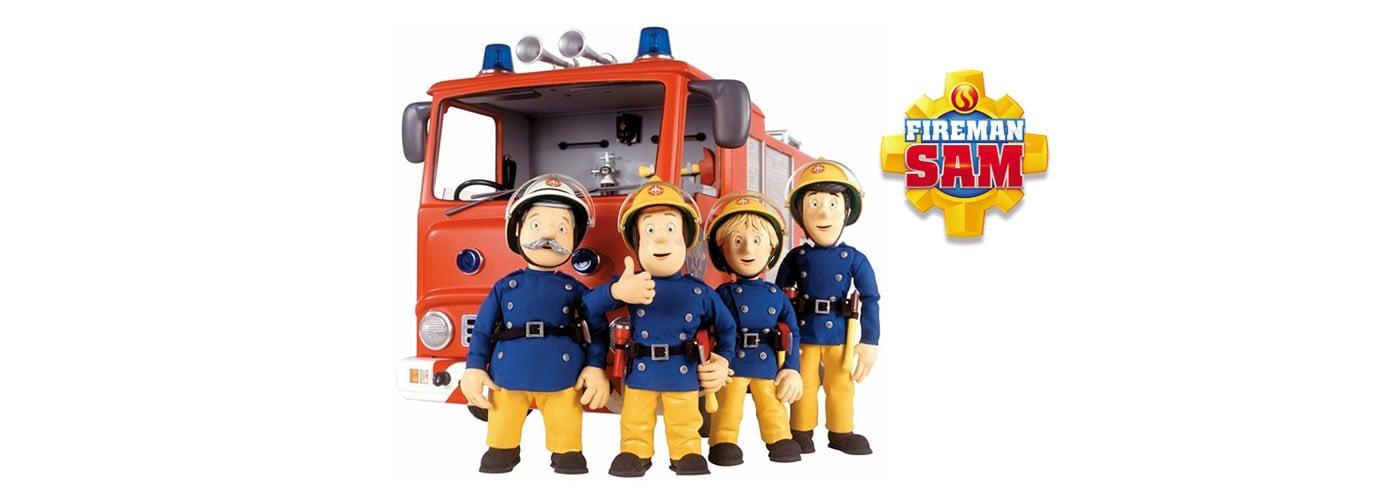 Hos oss på Kalaskungen.com hittar du ett stort urval av saker till ett  roligt Brandman Sam barnkalas. Allt från tallrikar a3bfd08b799bf