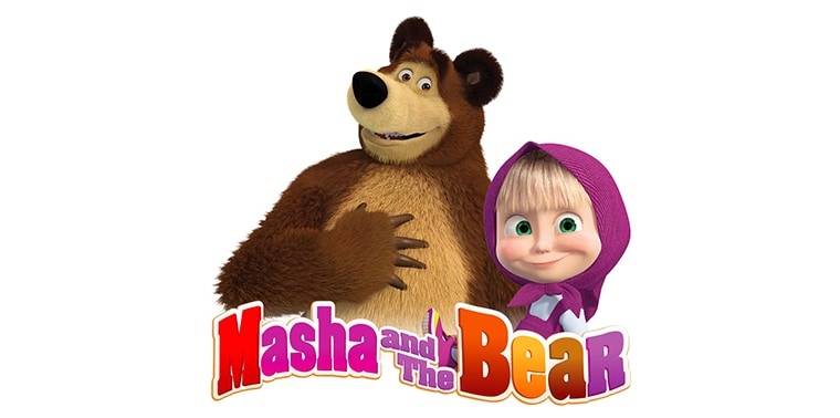 masha och björnen svenska